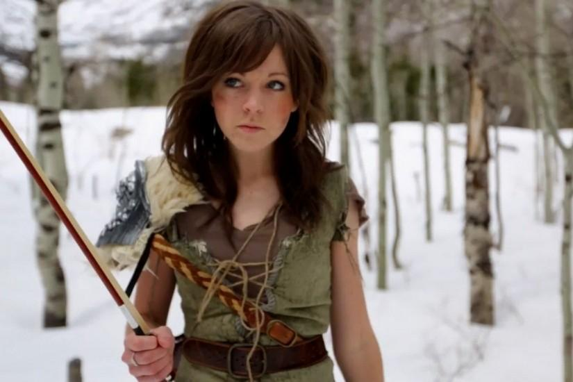 LINDSEY STIRLING violin violinist electronic classical crossover dubstep  (50) wallpaper | 1920x1080 | 415960 | WallpaperUP