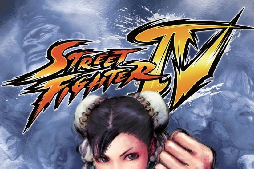 Street Fighter 4 Chun Li