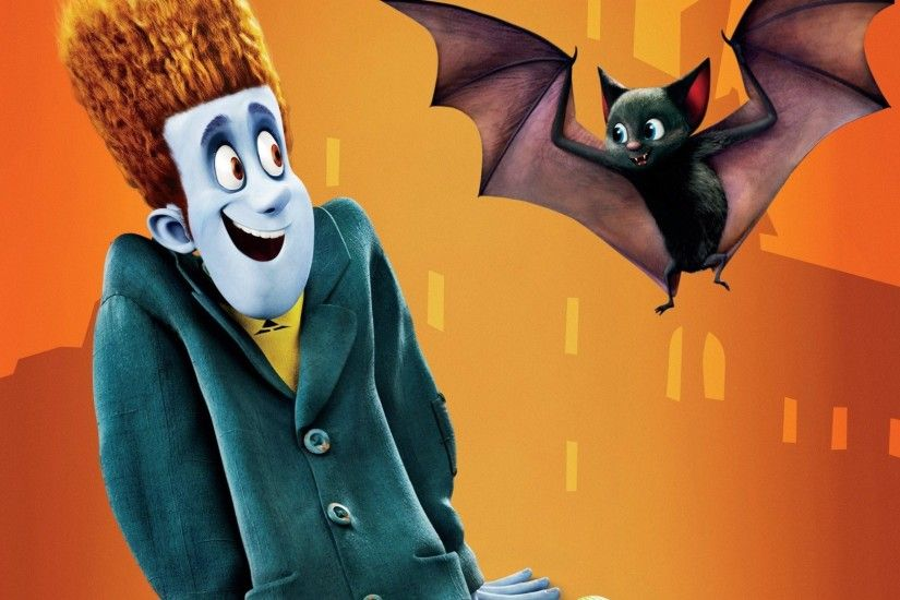 Hotel Transylvania HD wallpapers #7 - 1920x1080.
