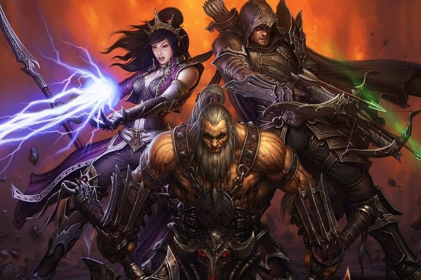 The Diablo franchise which started off as an action RPG game certainly  seemed like a more obvious candidate to be made into an MMORPG, versus the.