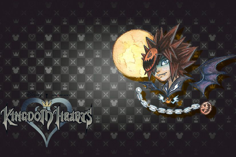 Kingdom Hearts Wallpaper by zupertompa Kingdom Hearts Wallpaper by  zupertompa