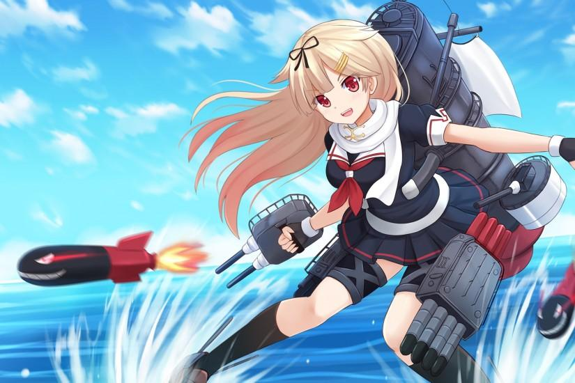 HD Wallpaper | Background ID:699992. 1920x1080 Anime Kantai Collection