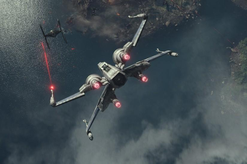 popular star wars the force awakens wallpaper 3656x1556 ipad