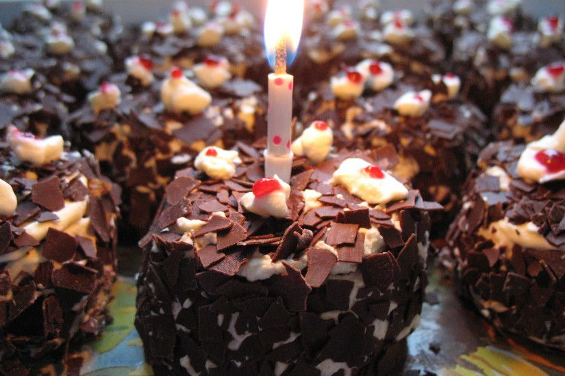 Black Forest Cake wallpapers and stock photos
