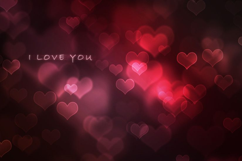 I Love You Background HD Wallpapers