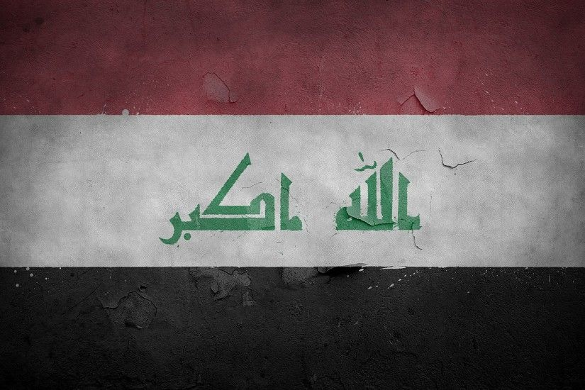 flag iraq texture background