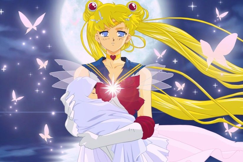 213 Sailor Moon HD Wallpapers | Backgrounds - Wallpaper Abyss - Page 2