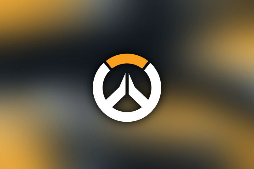 Overwatch Logo Wallpaper by Prollgurke Overwatch Logo Wallpaper by  Prollgurke