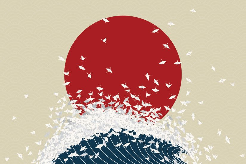 Japanese Art Wallpaper Background 7660