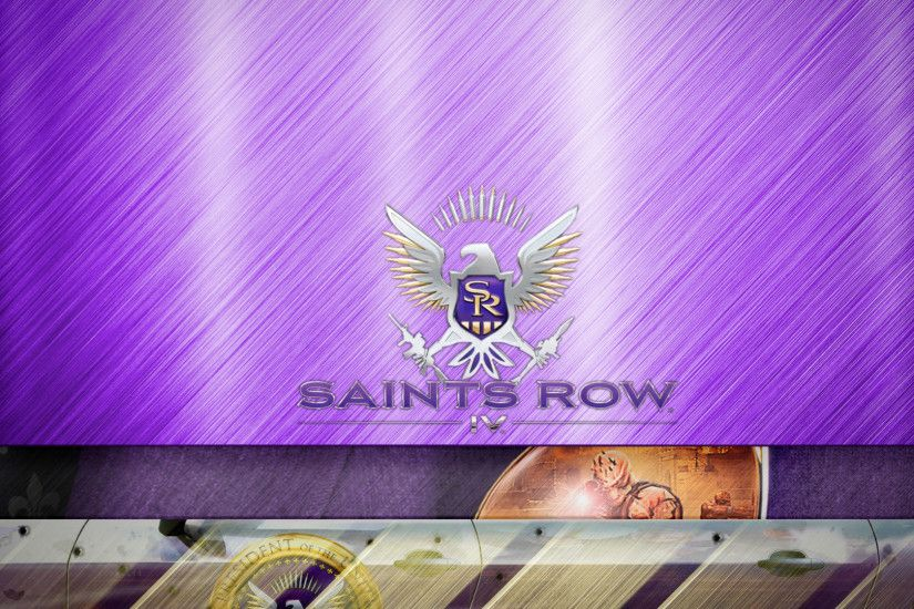 ... Saints Row 4 Wallpaper by Binary-Map