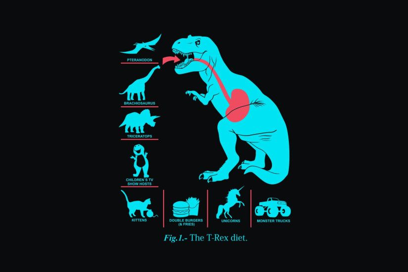 Rex Diet wallpaper - 1135755