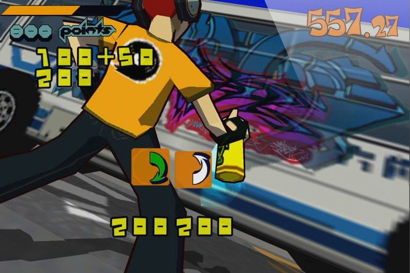 Sega Dreamcast images Jet Grind Radio HD wallpaper and background photos