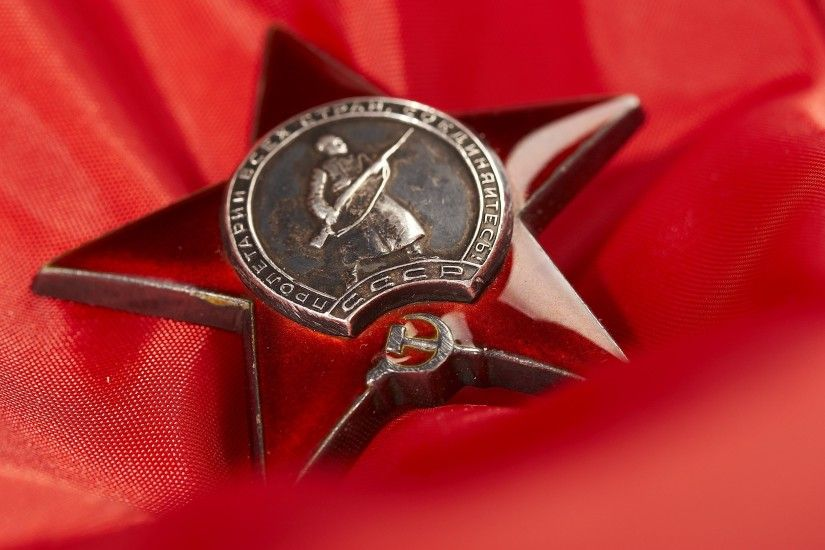 Red Army Soviet Union USSR Star