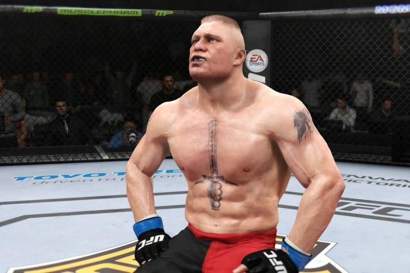 ufc wallpaper 2017 Source · WWE Brock Lesnar 2018 HD Wallpaper 77 images