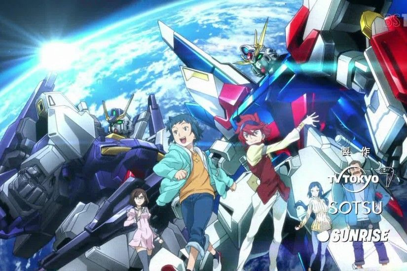 ... Gundam Build Fighters HD Wallpapers | WallpapersIn4k.net Gundam Wing  Wallpaper Hd ...