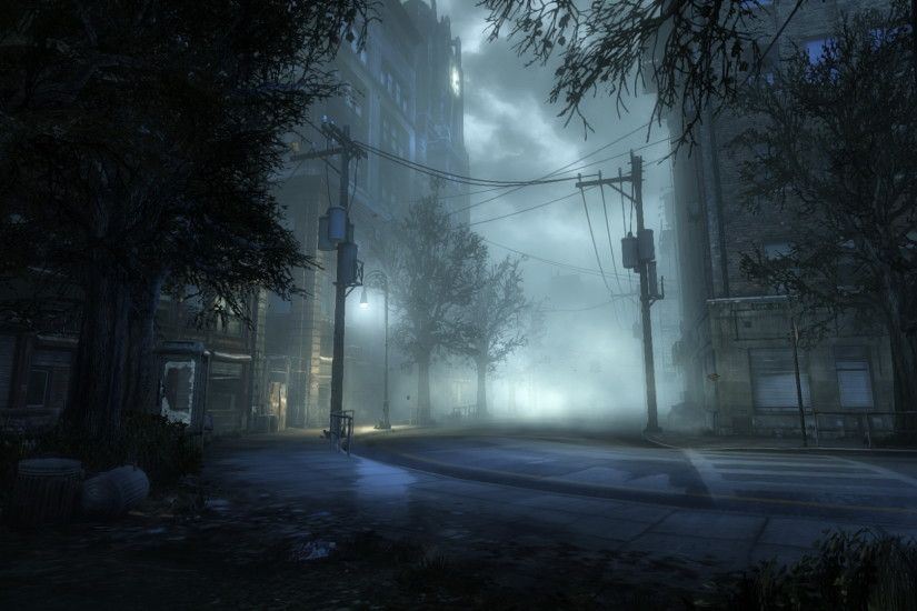 Nice Images Collection: Silent Hill: Downpour Desktop Wallpapers