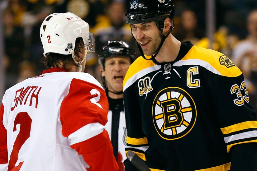Zdeno Chara is happy to fight the much smaller Brendan Smith (VIDEO) | NHL  | Sporting News