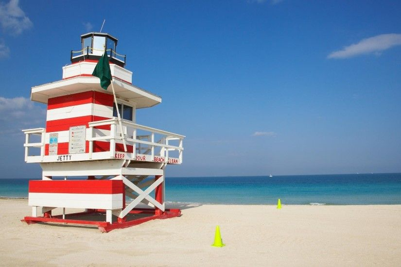 1920x1080 Miami Beach Wallpapers | Download Free Desktop Wallpaper Images .