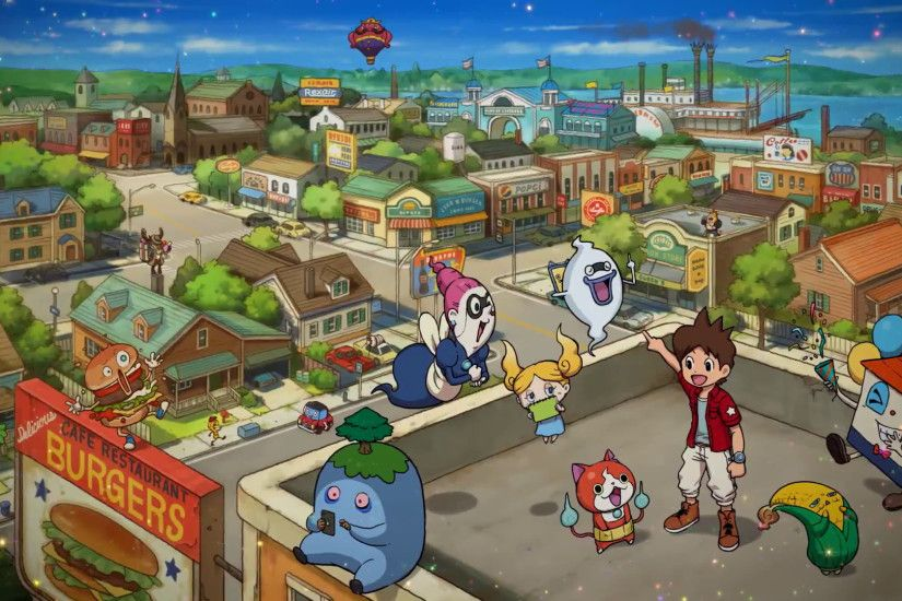 Yo-kai Watch 3 releases in Japan on July 16 with hilarious Sushi and  Tempura versions