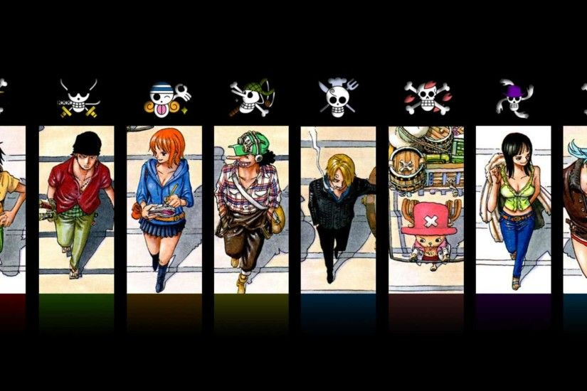 One Piece Wallpapers 1366×768 (47 Wallpapers)