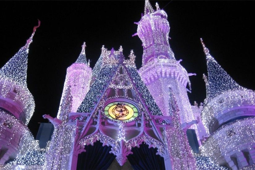 ... Disney Christmas Backgrounds - Wallpaper Cave ...
