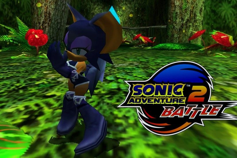 Sonic Adventure 2: Battle - Green Forest - Rouge (Dreamcast costume) [REAL  Full HD, Widescreen] - YouTube