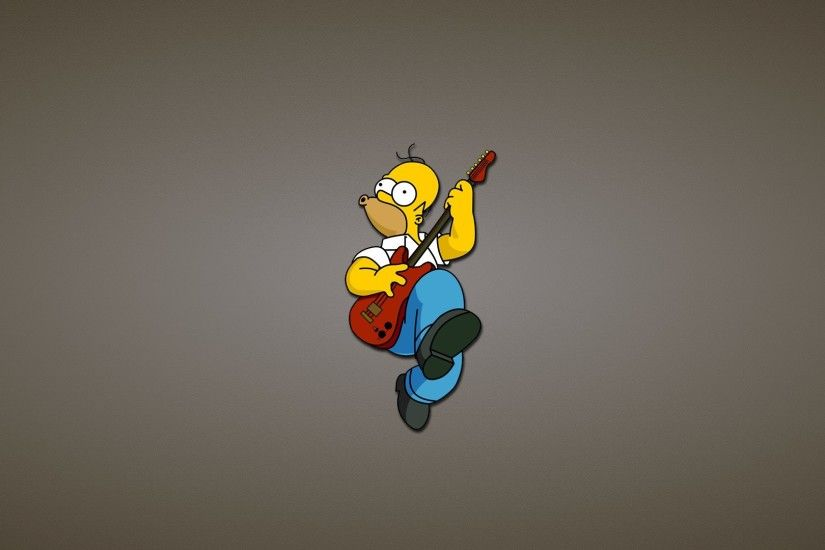 homer simpson mac wallpaper - photo #10
