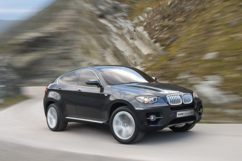 BMW Concept X6 Wallpaper Concept Cars Wallpapers