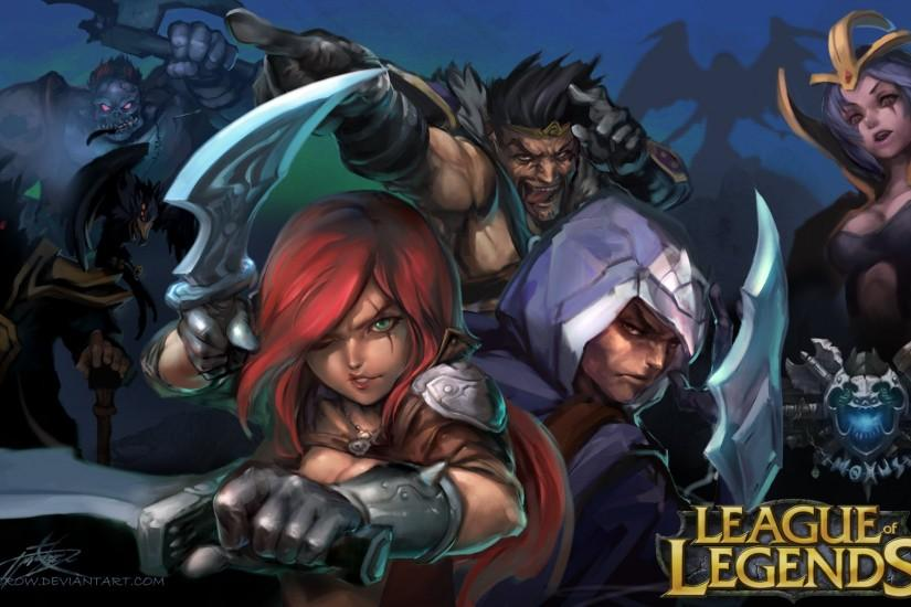 league of legends background 1920x1200 windows 7