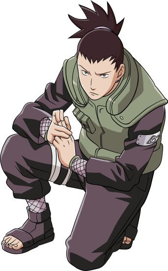 shikamaru. smart is SO SEXY. Mm. If only he were real. And
