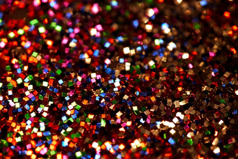 Abstract - Glitter Wallpaper