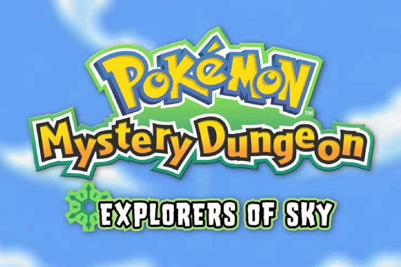 For a New Life - Pokémon Mystery Dungeon: Explorers of Sky Music Extended -  YouTube