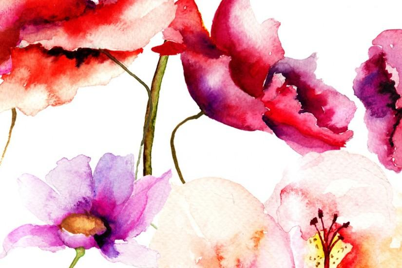 widescreen watercolor background 1920x1080 for windows 7