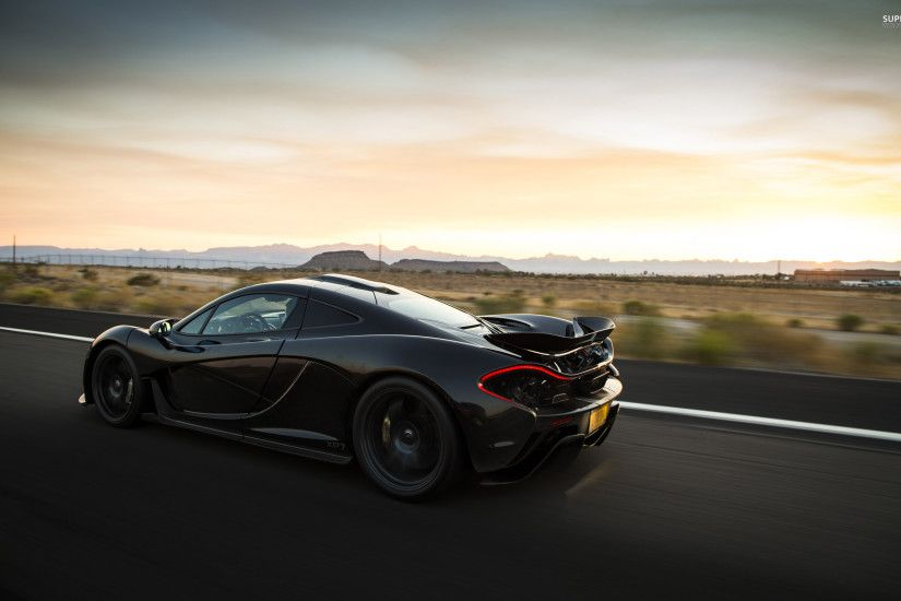 Daily Wallpaper: McLaren P1 | I Like To Waste My Time