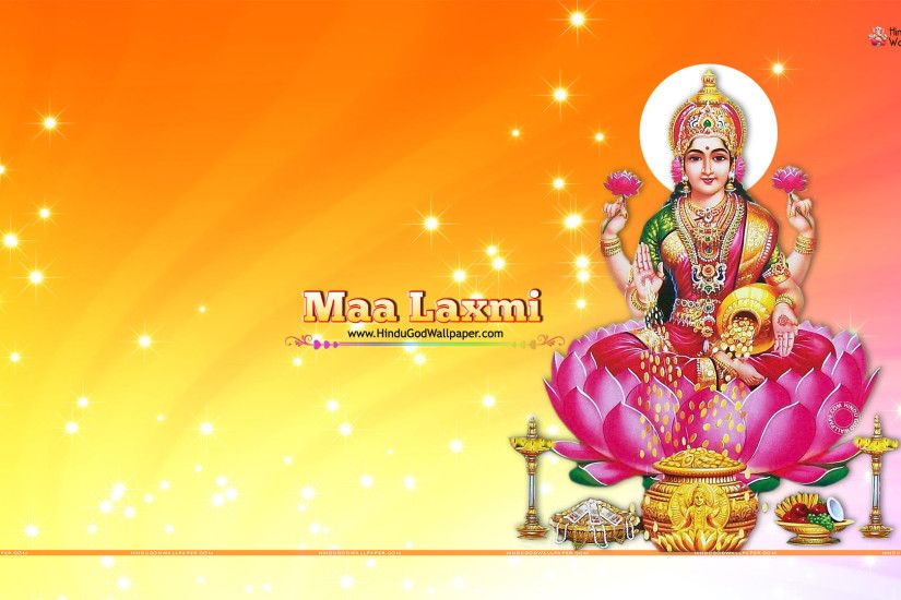 God Lakshmi Wallpapers HD