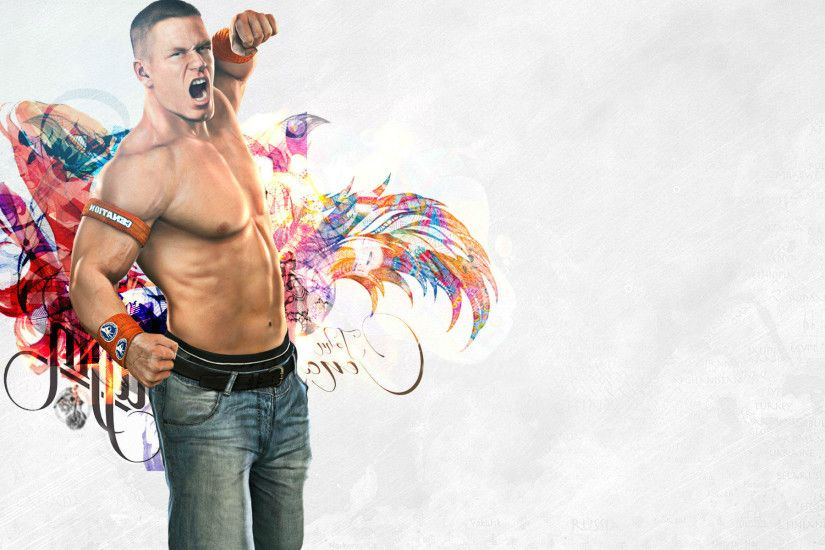 John Cena Desktop Background