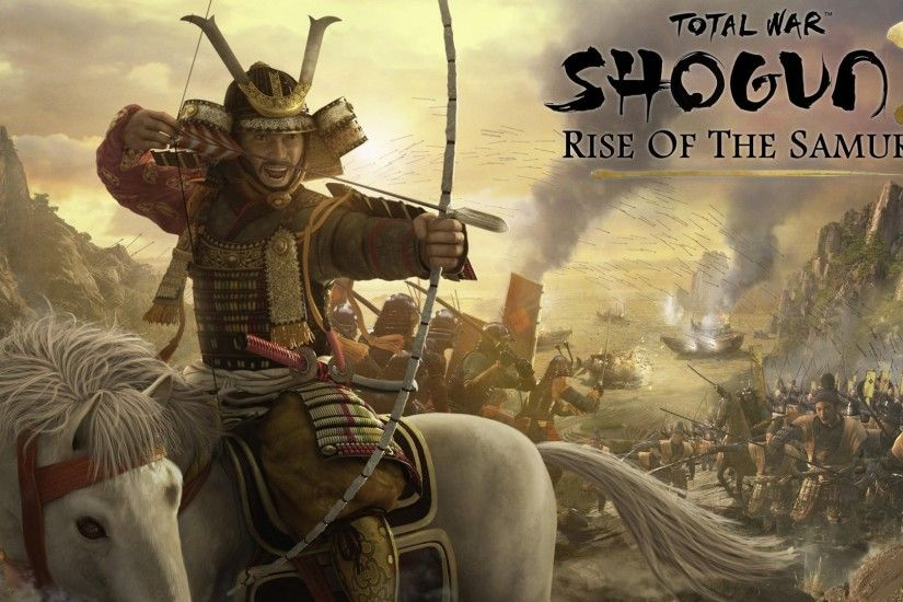 Samurai shogun 2 total war rise wallpaper