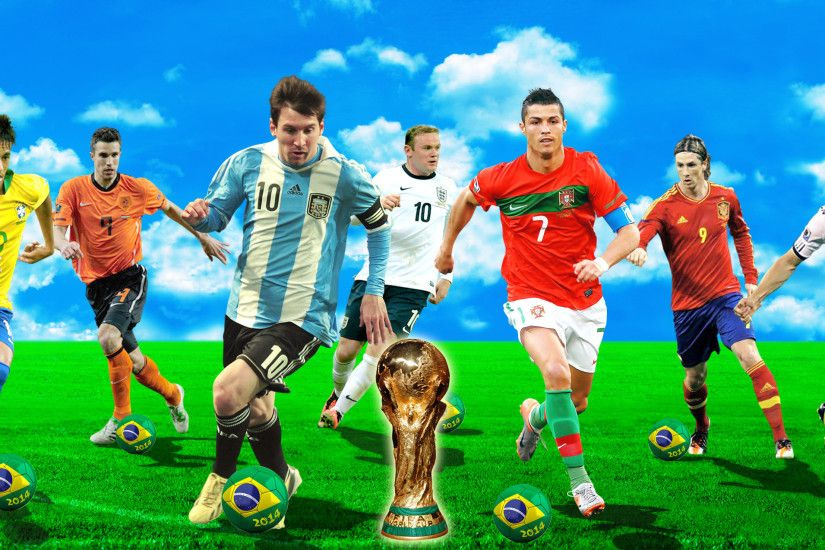 Quality Cool Soccer Players Wallpapers - HD Wallpapers