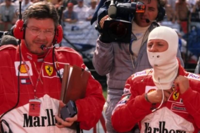 Michael Schumacher THE GREATEST DRIVER EVER!