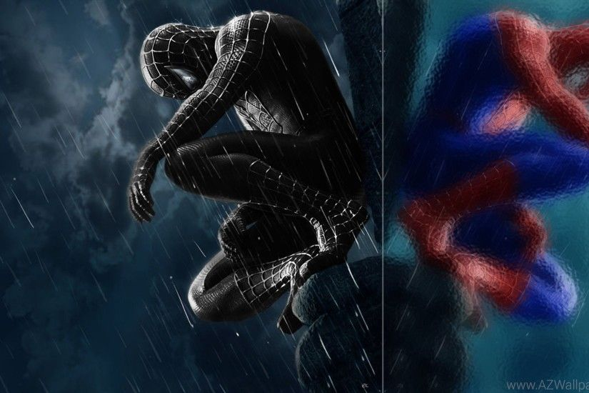 Black Spiderman Wallpapers Free With HD Wallpapers Kemecer.com
