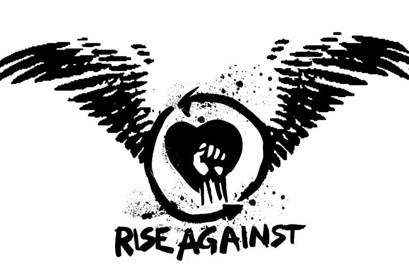 Rise Against Wallpapers Rise Against widescreen wallpapers