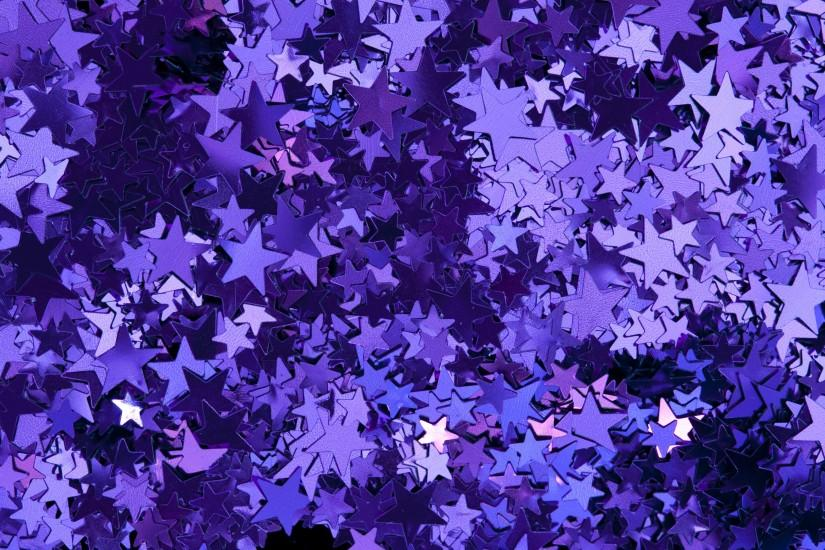 purple star glitter-2725 | Stockarch Free Stock Photos