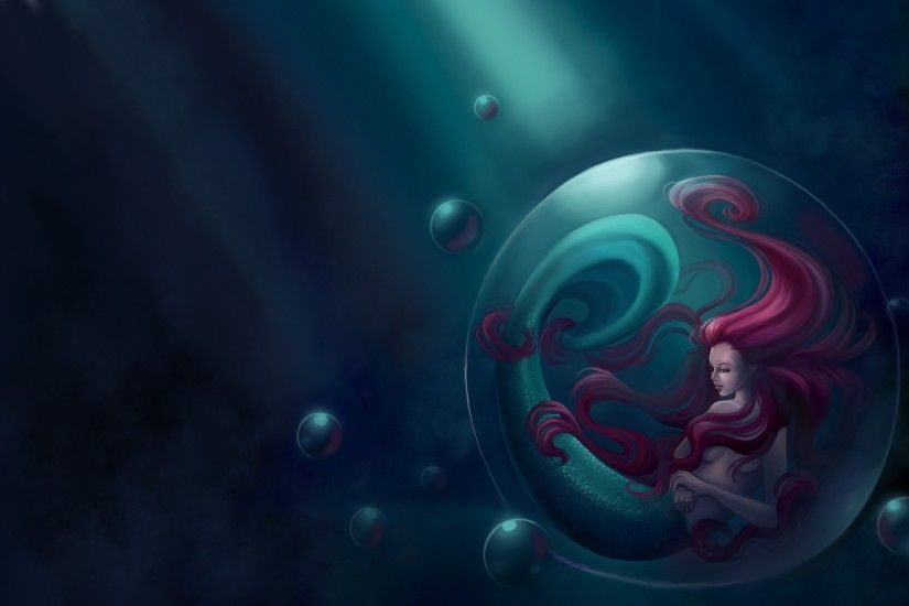 Mermaid Fantasy Art