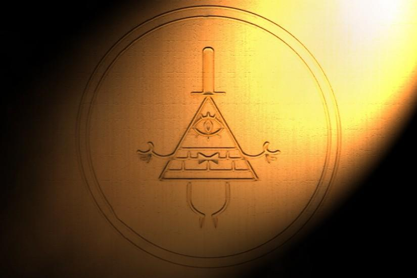 bill cipher wallpaper 1920x1080 ipad pro
