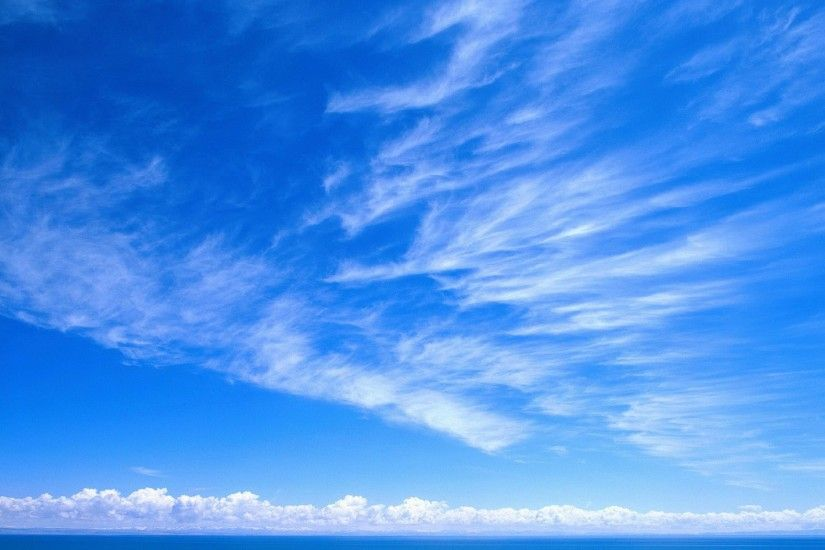 High Quality White Clouds Background Wallpaper | Full HD Pictures