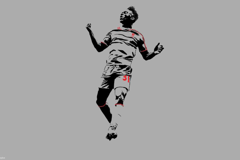 2014/15 Wallpapers project - Week 1 - Raheem ...