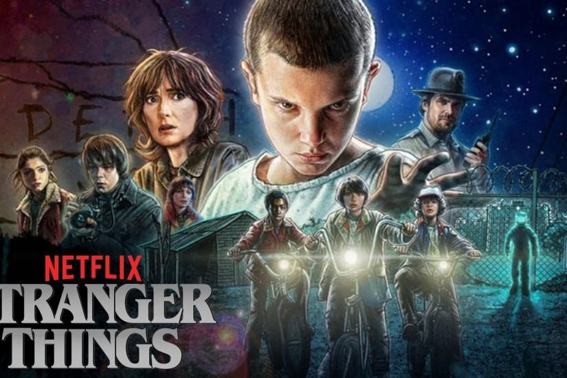 beautiful stranger things wallpaper 1920x1080