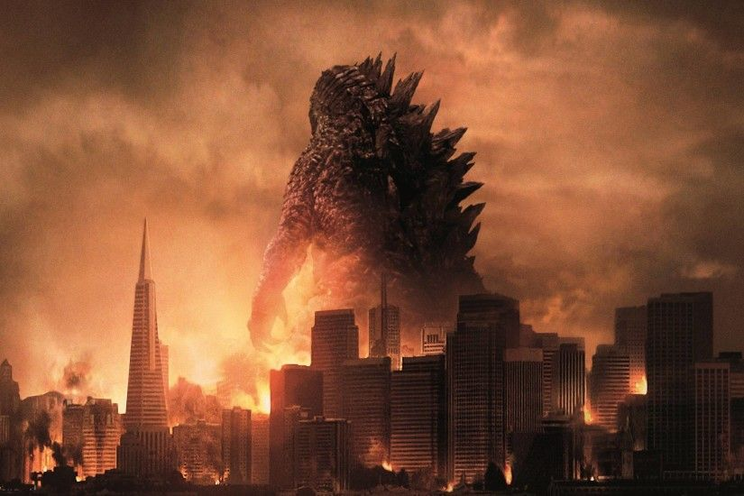 Images For > Godzilla Movie Wallpaper Hd