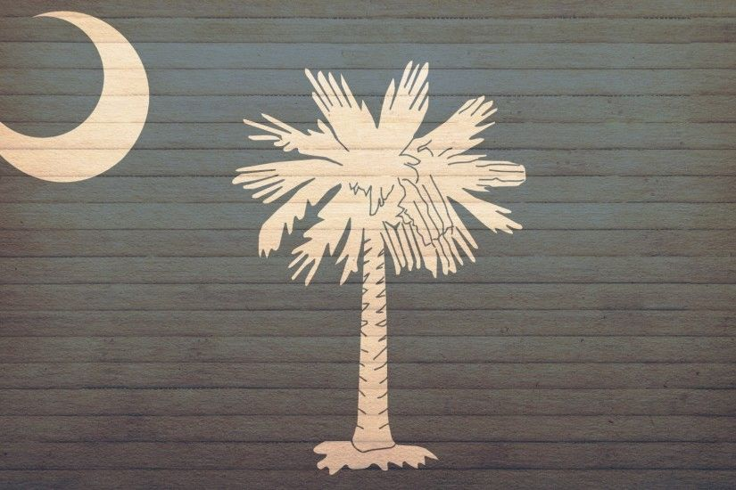 ... South Carolina Flag - Wallpaper [1920 x 1080] by uda4754