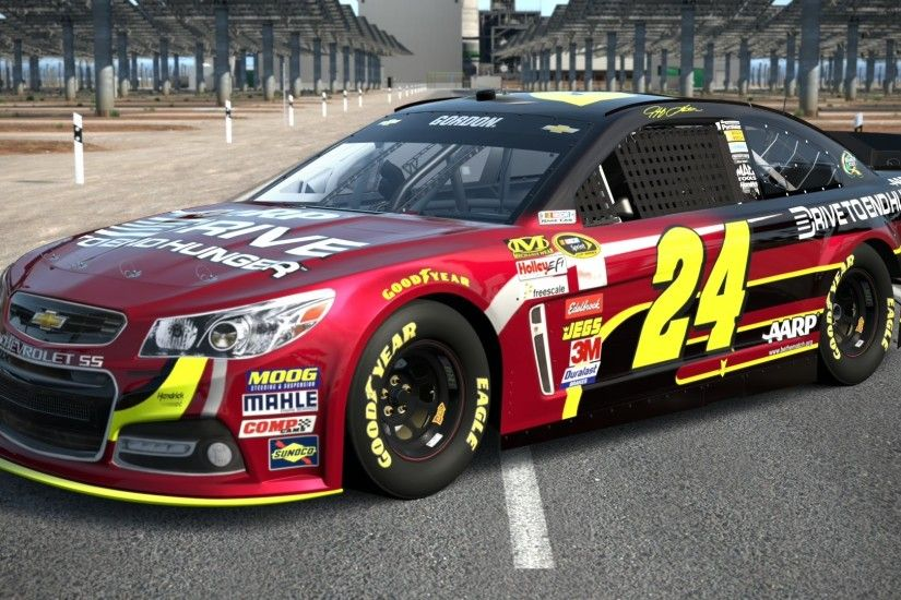 Willow Springs International Raceway - Big Willow - Chevrolet SS 2013 Jeff  Gordon #24